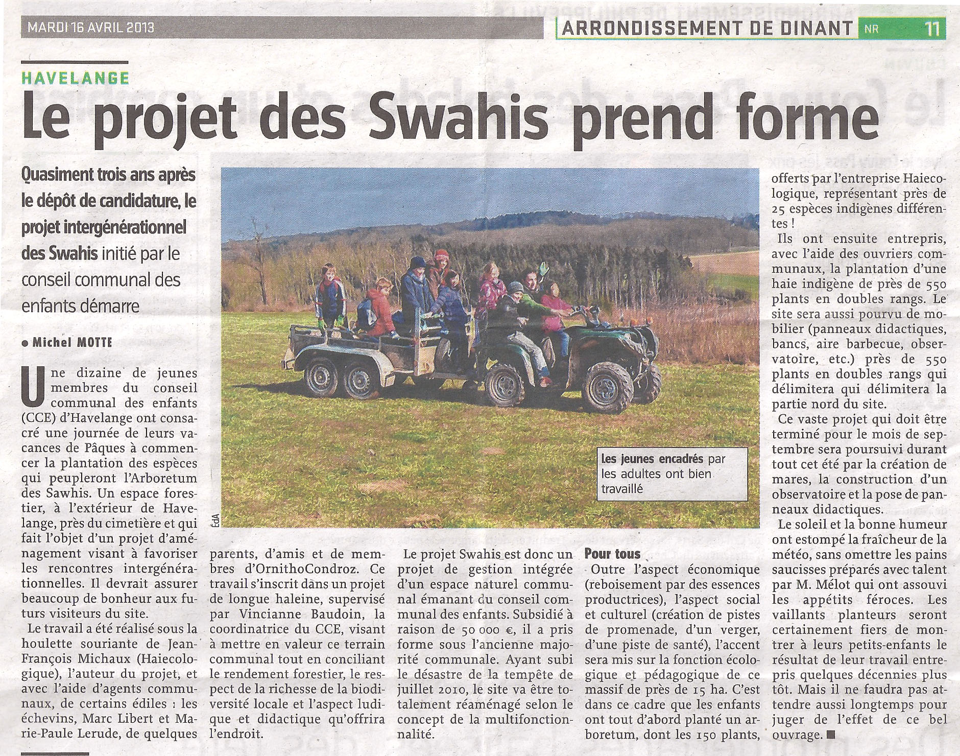 Projet Sawhis